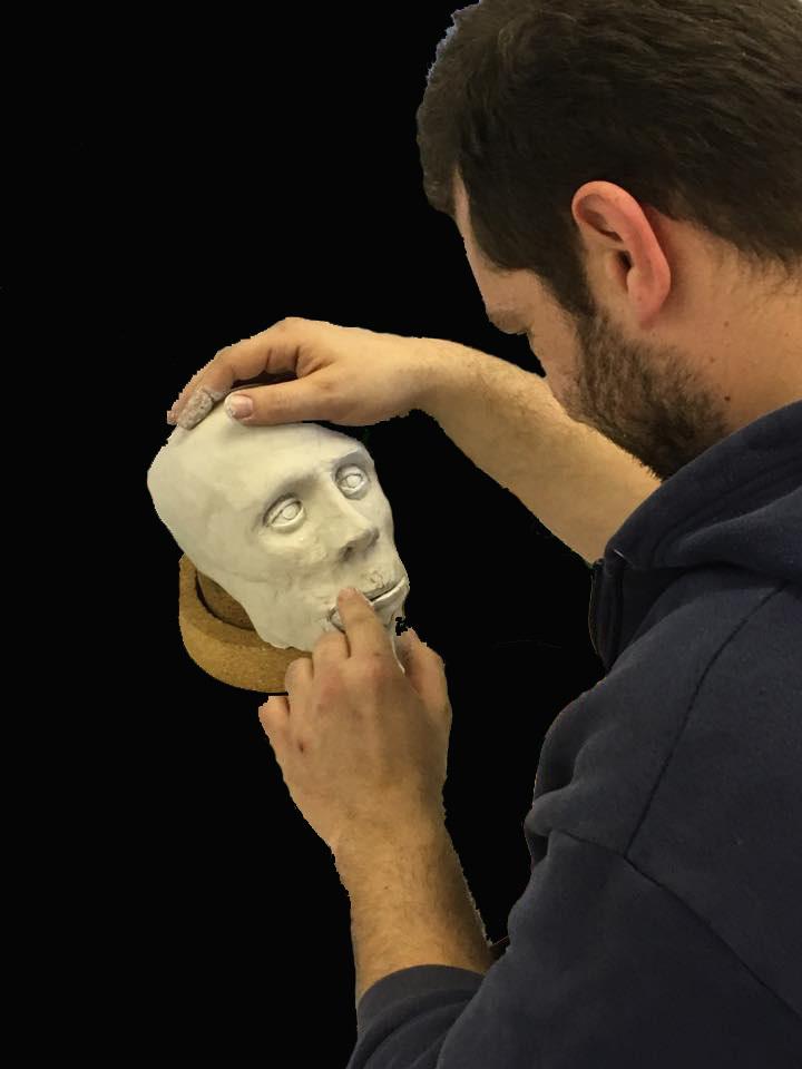 Sherlock Bone offers workshops for schools, colleges, universities